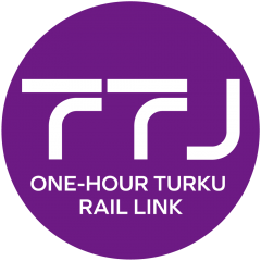 Turun tunnin juna